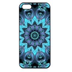 Star Connection, Abstract Cosmic Constellation Apple iPhone 5 Seamless Case (Black) by DianeClancy