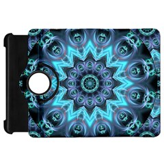 Star Connection, Abstract Cosmic Constellation Kindle Fire Hd 7  (1st Gen) Flip 360 Case by DianeClancy