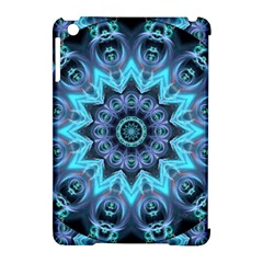 Star Connection, Abstract Cosmic Constellation Apple Ipad Mini Hardshell Case (compatible With Smart Cover) by DianeClancy