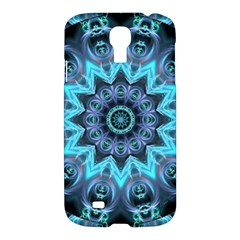Star Connection, Abstract Cosmic Constellation Samsung Galaxy S4 I9500/i9505 Hardshell Case by DianeClancy