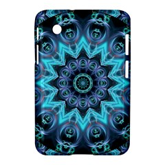Star Connection, Abstract Cosmic Constellation Samsung Galaxy Tab 2 (7 ) P3100 Hardshell Case  by DianeClancy