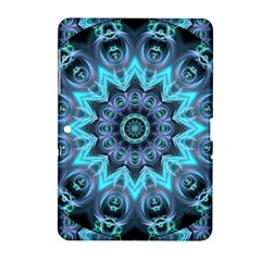 Star Connection, Abstract Cosmic Constellation Samsung Galaxy Tab 2 (10 1 ) P5100 Hardshell Case  by DianeClancy
