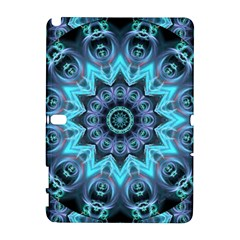 Star Connection, Abstract Cosmic Constellation Samsung Galaxy Note 10.1 (P600) Hardshell Case by DianeClancy