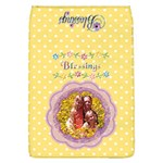 Blessings flap cover #4 - Removable Flap Cover (L)