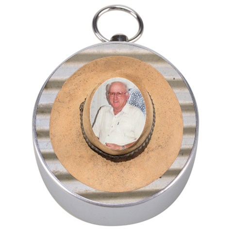 Grandfather Silver Compass By Deborah   Silver Compass   Klgngtqlrcqo   Www Artscow Com Front
