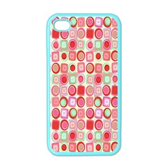 Far Out Geometrics Apple Iphone 4 Case (color) by StuffOrSomething