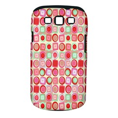 Far Out Geometrics Samsung Galaxy S Iii Classic Hardshell Case (pc+silicone) by StuffOrSomething