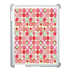 Far Out Geometrics Apple Ipad 3/4 Case (white) by StuffOrSomething