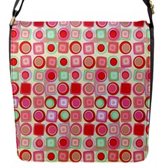 Far Out Geometrics Removable Flap Cover (small) by StuffOrSomething