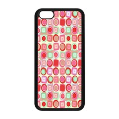 Far Out Geometrics Apple Iphone 5c Seamless Case (black) by StuffOrSomething