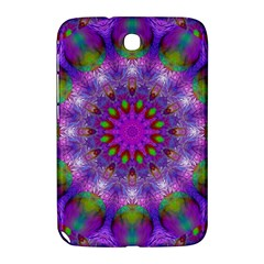 Rainbow At Dusk, Abstract Star Of Light Samsung Galaxy Note 8 0 N5100 Hardshell Case  by DianeClancy