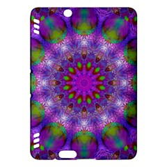 Rainbow At Dusk, Abstract Star Of Light Kindle Fire Hdx 7  Hardshell Case by DianeClancy