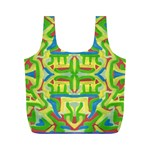 fauxmexicanbag - Full Print Recycle Bag (M)