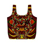 fauxnativebag - Full Print Recycle Bag (M)