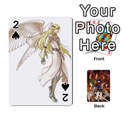 Fire Emblem Radiant Dawn By Cheesedork   Playing Cards 54 Designs   K9l9xjdog2te   Www Artscow Com Front - Spade2