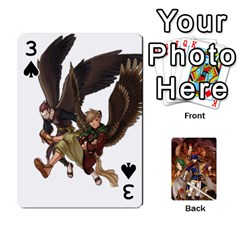 Fire Emblem Radiant Dawn By Cheesedork   Playing Cards 54 Designs   K9l9xjdog2te   Www Artscow Com Front - Spade3
