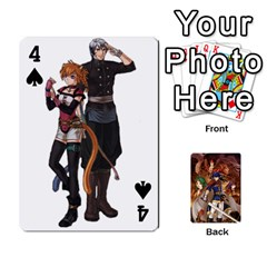 Fire Emblem Radiant Dawn By Cheesedork   Playing Cards 54 Designs   K9l9xjdog2te   Www Artscow Com Front - Spade4