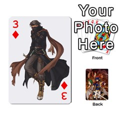 Fire Emblem Radiant Dawn By Cheesedork   Playing Cards 54 Designs   K9l9xjdog2te   Www Artscow Com Front - Diamond3