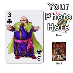 Fire Emblem Radiant Dawn By Cheesedork   Playing Cards 54 Designs   K9l9xjdog2te   Www Artscow Com Front - Club3