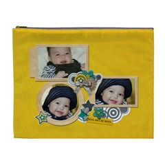 Cosmetic Bag (xl) : Boys1 By Jennyl   Cosmetic Bag (xl)   Hq5nysgn2g98   Www Artscow Com Front