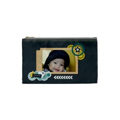 Cosmetic Bag (s): Too Cute By Jennyl   Cosmetic Bag (small)   Zjah43mq6vzv   Www Artscow Com Front