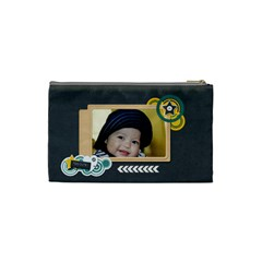 Cosmetic Bag (s): Too Cute By Jennyl   Cosmetic Bag (small)   Zjah43mq6vzv   Www Artscow Com Back