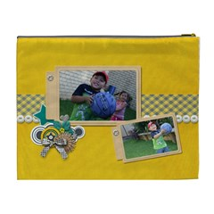 Cosmetic Bag (xl): Boys3 By Jennyl   Cosmetic Bag (xl)   Vxa4l6dhahn8   Www Artscow Com Back