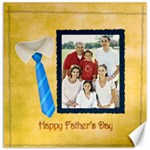 father s day - Canvas 16  x 16