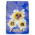 Family Messenger Bag large removable cover - Removable Flap Cover (L)