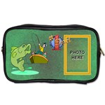 Fishing Dad s toiletries bag  - Toiletries Bag (Two Sides)