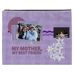 Mothers Day By Mom   Cosmetic Bag (xxxl)   6pyhyb4jg4q1   Www Artscow Com Front