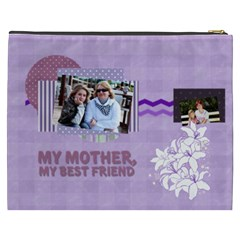 Mothers Day By Mom   Cosmetic Bag (xxxl)   6pyhyb4jg4q1   Www Artscow Com Back