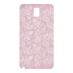 Elegant Vintage Paisley  Samsung Galaxy Note 3 N9005 Hardshell Back Case by StuffOrSomething