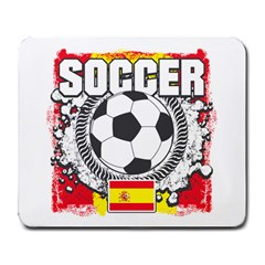 Soccer Spain Large Mousepad by MegaSportsFan