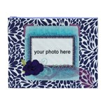 Purple and Blue XL cosmetic bag - Cosmetic Bag (XL)