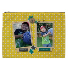 Cosmetic Bag (xxl): Boys 4 By Jennyl   Cosmetic Bag (xxl)   G16fgqfarzuq   Www Artscow Com Front