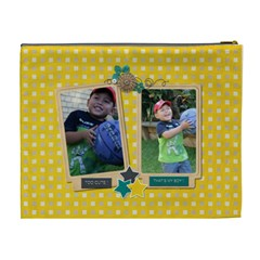 Cosmetic Bag (xl) : Boys 4 By Jennyl   Cosmetic Bag (xl)   1u8m2xo0nihd   Www Artscow Com Back