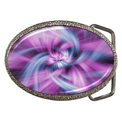 Mixed Pain Signals Belt Buckle (oval)