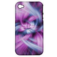 Mixed Pain Signals Apple Iphone 4/4s Hardshell Case (pc+silicone) by FunWithFibro