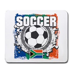 Soccer South Africa Large Mousepad by MegaSportsFan