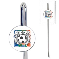 Soccer South Africa Book Mark by MegaSportsFan