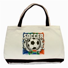 Soccer South Africa Classic Tote Bag by MegaSportsFan