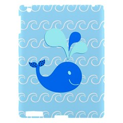 Playing In The Waves Apple Ipad 3/4 Hardshell Case by StuffOrSomething