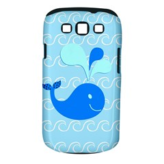 Playing In The Waves Samsung Galaxy S Iii Classic Hardshell Case (pc+silicone) by StuffOrSomething