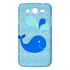 Playing In The Waves Samsung Galaxy Mega 5 8 I9152 Hardshell Case  by StuffOrSomething