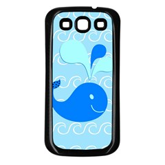 Playing In The Waves Samsung Galaxy S3 Back Case (black) by StuffOrSomething
