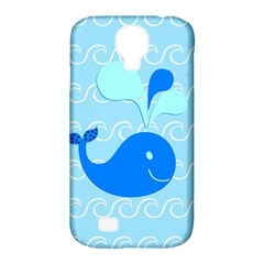 Playing In The Waves Samsung Galaxy S4 Classic Hardshell Case (pc+silicone) by StuffOrSomething