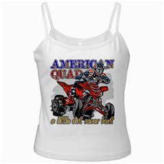 American Quad Ladies Camisole by MegaSportsFan