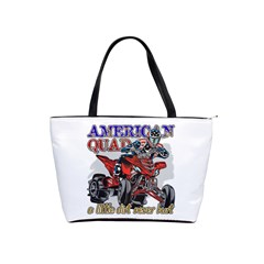 American Quad Classic Shoulder Handbag by MegaSportsFan