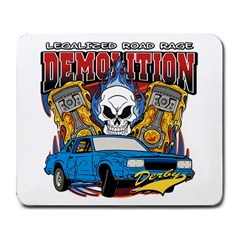 Demolition Derby Large Mousepad by MegaSportsFan